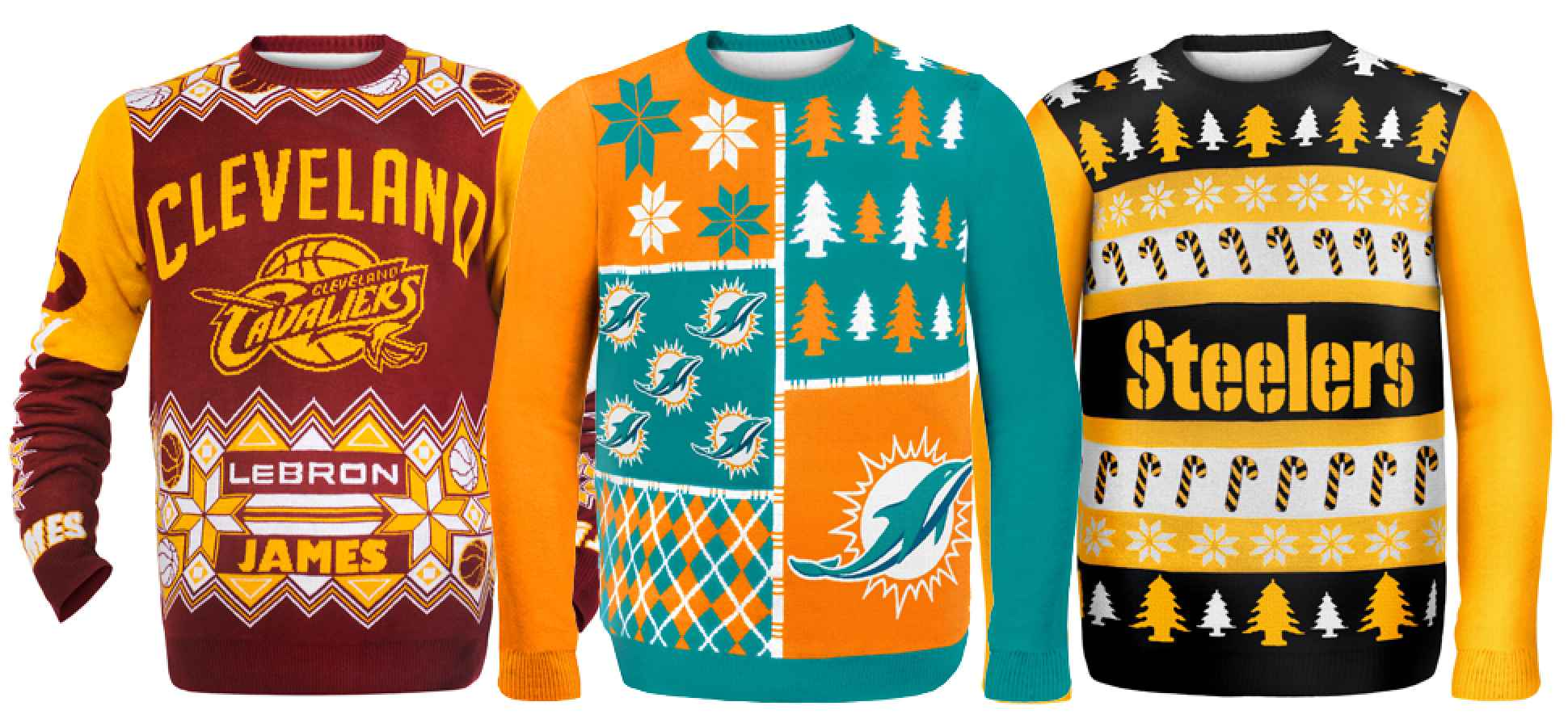 more photos a5ce4 74aa4 9 Ugly Christmas Sweaters As Last-Minute Gifts | Inc.com