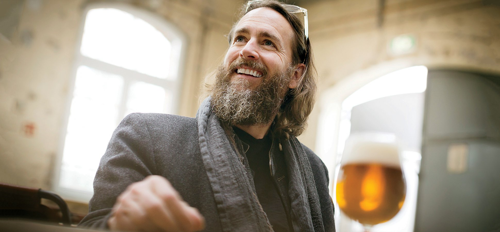 Stone Brewing's Founder Grew Up Listening to Metallica. Now He Makes Craft Beer With Them