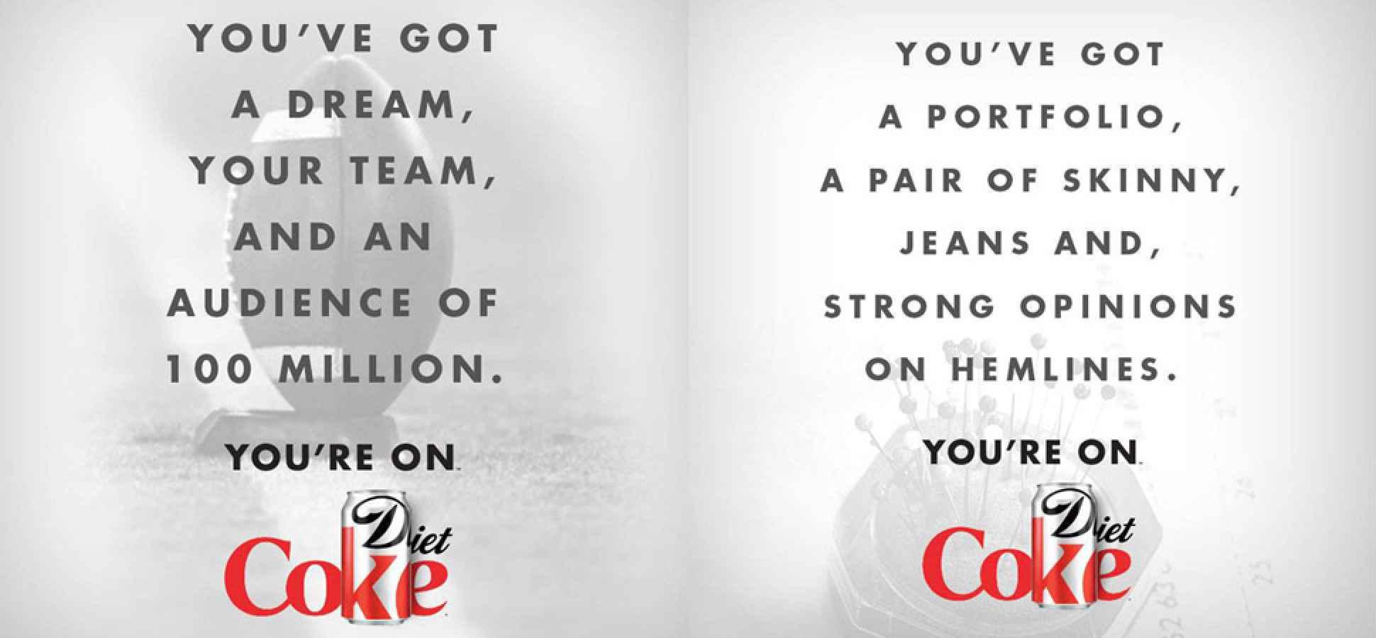 Diet Coke Ad Celebrates Entrepreneurs' Caffeine Addiction