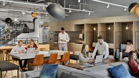 Fantastic google office Clive Wilkinson Office Design 2018 Whats In And Whats Out Worlds Coolest Offices 2018 Inccom