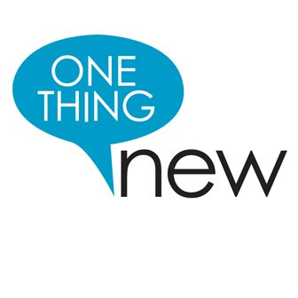 Author image for One Thing New