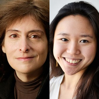 Author image for Leigh Buchanan and Michelle Cheng