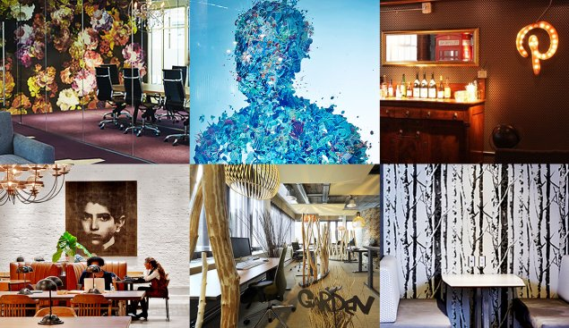 Charming neuehouse york cool offices Neuehouse Madison Why Your Office Needs Hot Air Balloons Taxidermy And Lego Wall Freshomecom Why Your Office Needs Hot Air Balloons Taxidermy And Lego Wall