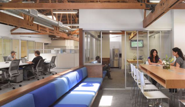 16 Cool Coworking Spaces. Add Slide. Delete Slide