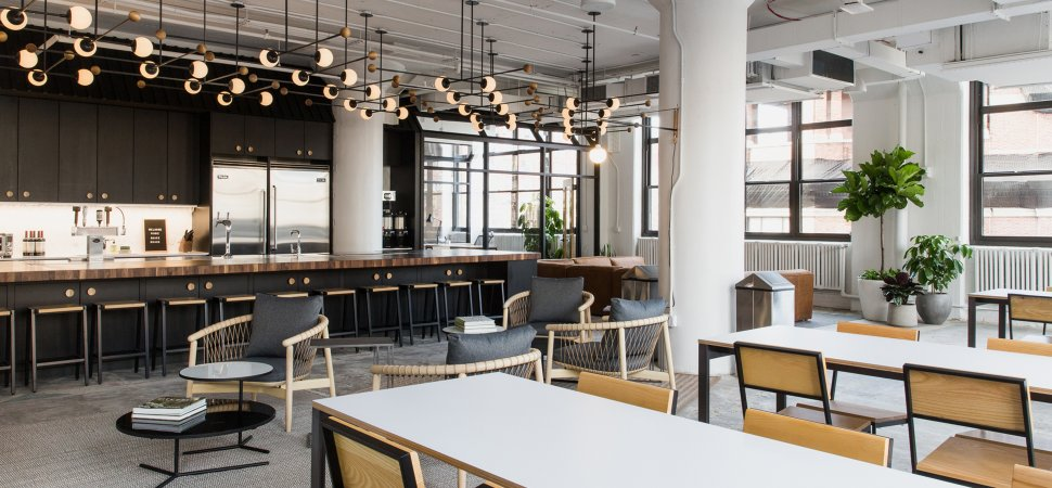 Kitchen Nyc | An Exclusive Look Inside Shake Shack S New Nyc Headquarters And Test