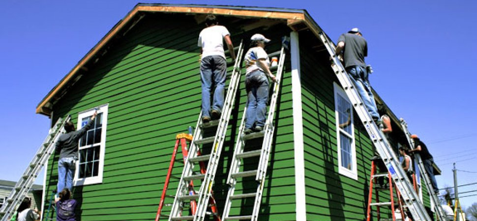 Innovation Building A Fast House Painting Franchise