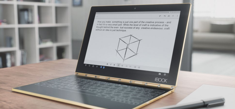 Why Lenovo Is About to Replace Your Pen and Paper Notepad | Inc com
