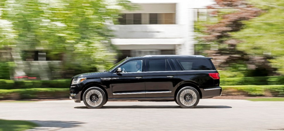 How the 'Slippery' Setting On This Massive SUV Made a
