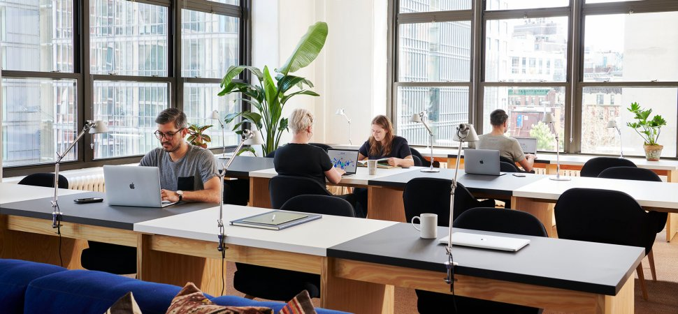 WeWork Has an Office Design Business  Take a Look at Its
