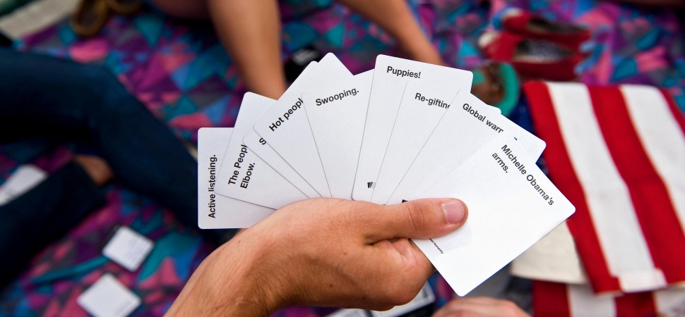 photograph relating to Cards Against Humanity Printable Expansions named The People Powering Playing cards In opposition to Humanity