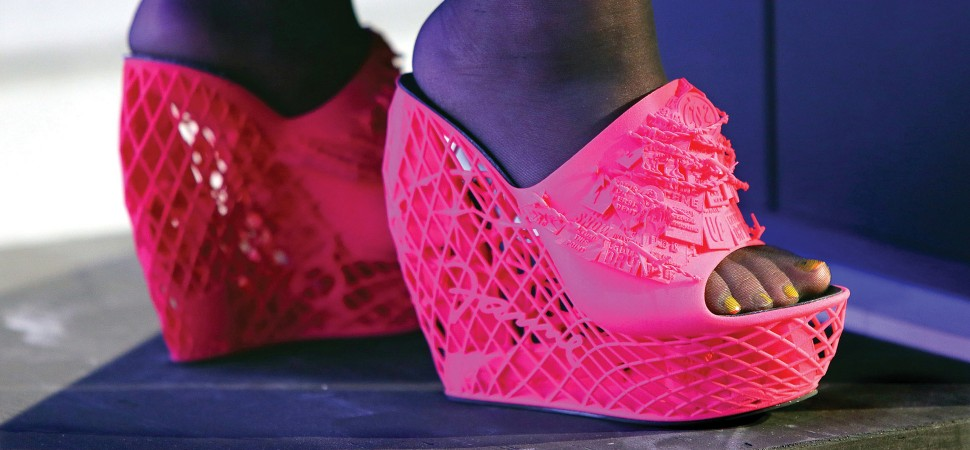 3d Printed Shoes >> Walk a Mile in Her (3D-Printed) Shoes | Inc.com