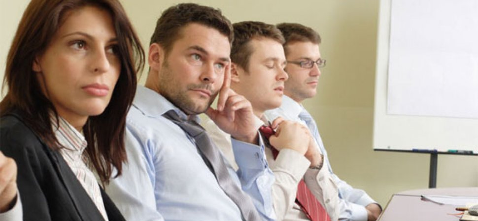 6 Ways to Prevent Your Colleagues From Dominating the