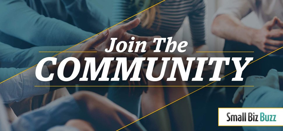 Join the Buzz - the Small Biz Buzz private community image