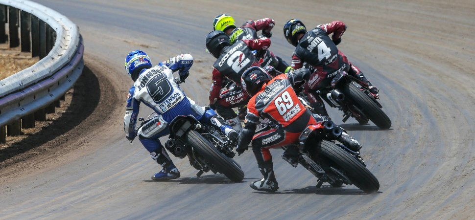 How American Flat Track Became the Fastest Growing Sport in