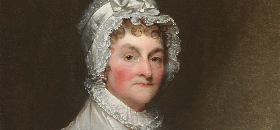 did abigail adams get for you to school
