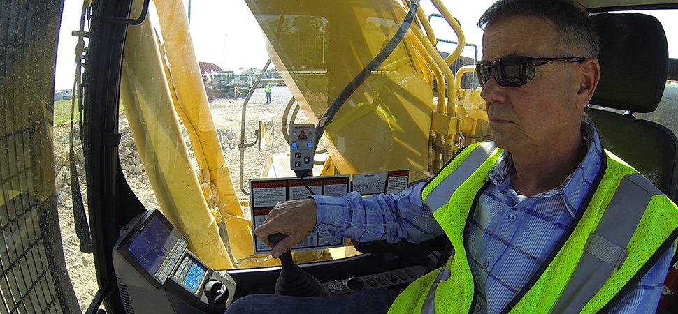 When Heavy Construction Equipment Goes High-Tech image
