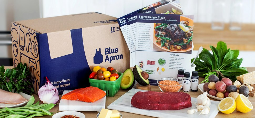 The Brilliant Marketing Strategy That Helped Blue Apron Find
