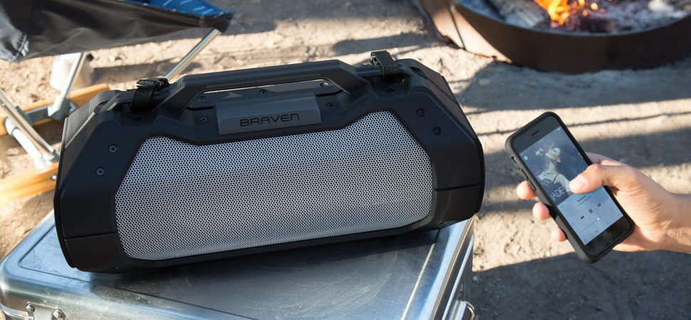 3 Giant Bluetooth Speakers That Put the Boom Back in Boombox