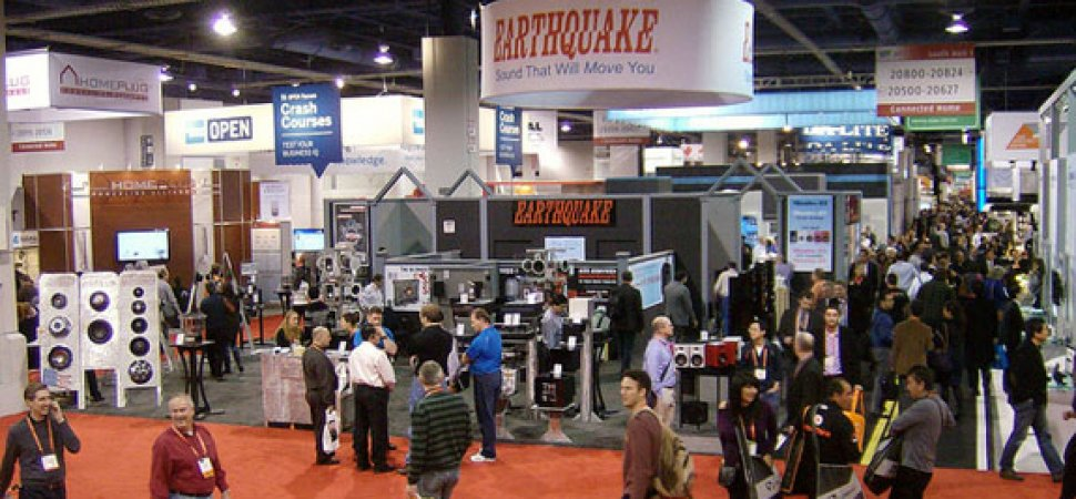 Exhibition Stall Rates In : What a ces booth really costs inc
