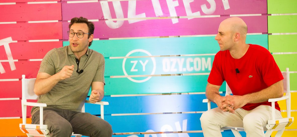 Simon Sinek and Adam Grant on the Best Ways to Size Up a Potential Employer