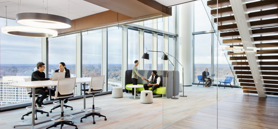 The Flexible Workplace: Bending over Backwards for Top Talent image