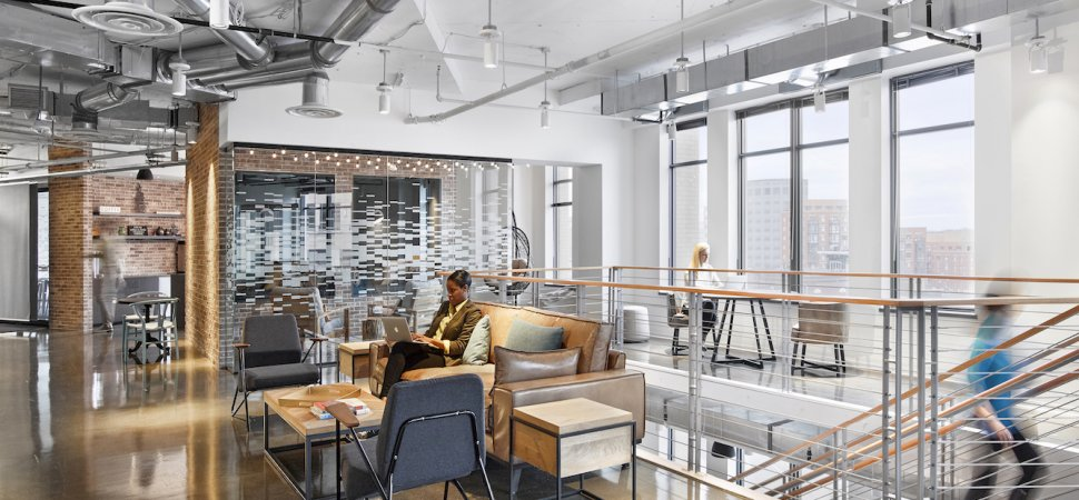 Is Data Driving Your Company's Workplace Design Strategy? image