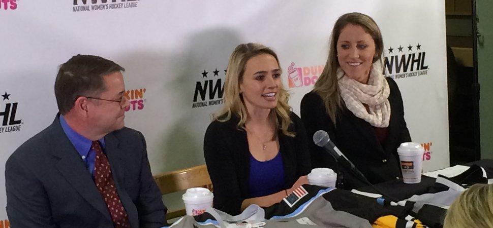 Nwhl Commissioner Dani Rylan On Women S Hockey In America Inc Com