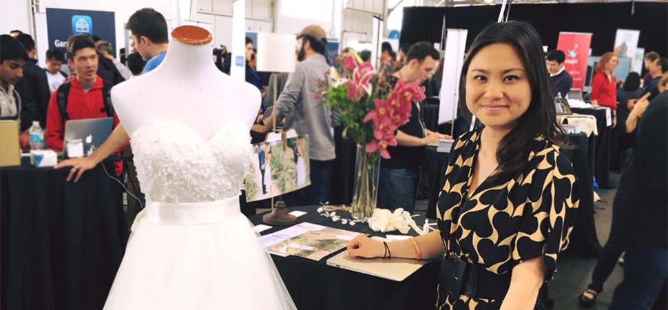 Yes, You Can Customize A Wedding Gown, Launch a Business and Conquer ...