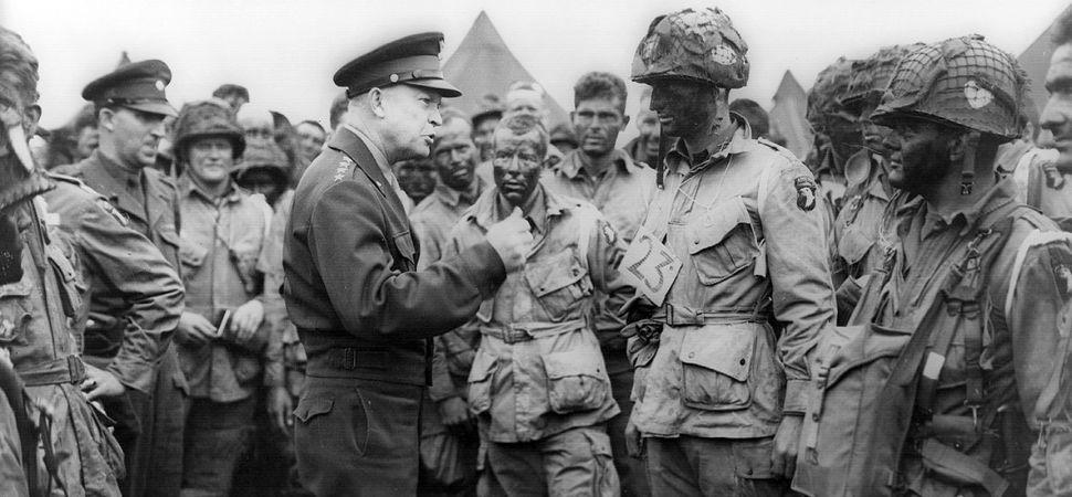 leadership involves running the army