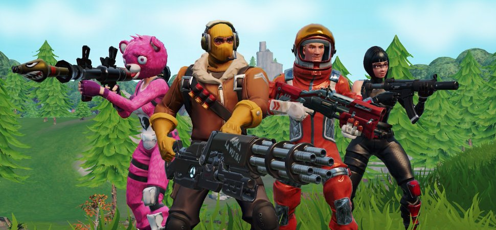 It Was Released Only A Month Ago But The Iphone Version Of Fortnite