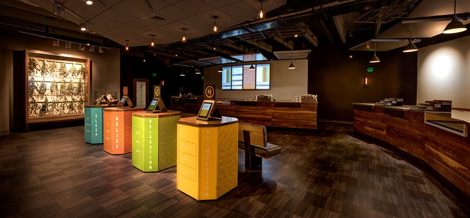 Good Chemistry Hired A Team Of Architects Brand Consultants And Designers To Create Its Second Location In Colorado The Industry Has Embraced