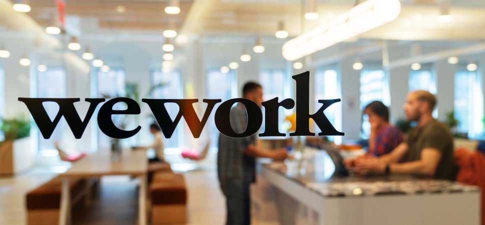 WeWork May Cut Its Valuation by More Than Half to $20