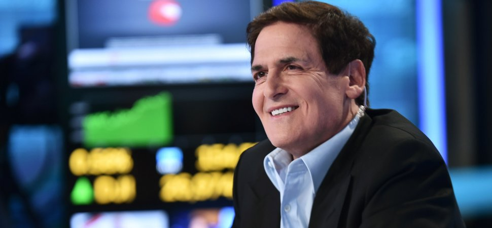4 Things Mark Cuban Says You Should Do With Your Money