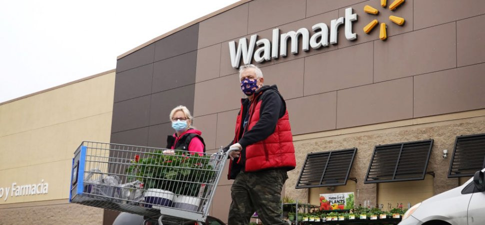Walmart Just Announced an Unusual Change. Here's How Customers are Responding