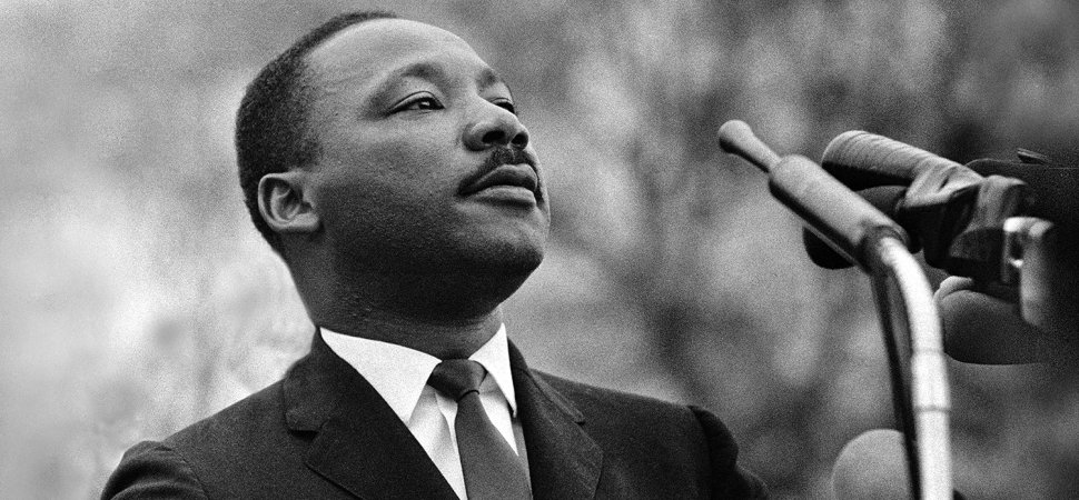 These 4 Skills Helped Martin Luther King Jr Become A