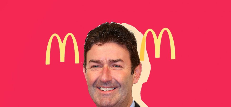 OK, Fine. I Take Back What I Said About the Old CEO of McDonald's. (But Honestly, How Could I Have Known?)