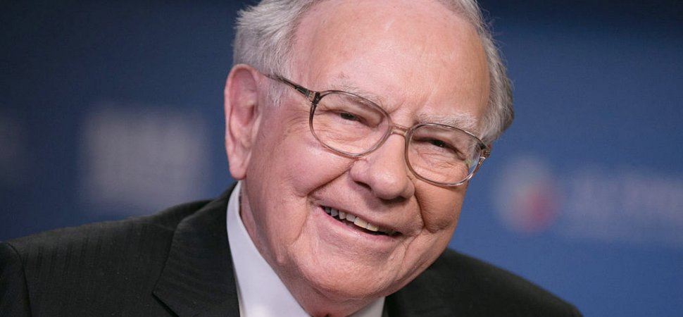 Warren Buffett Became a Billionaire by Sticking to 1 Simple Rule of Success (Which Many People Don't)