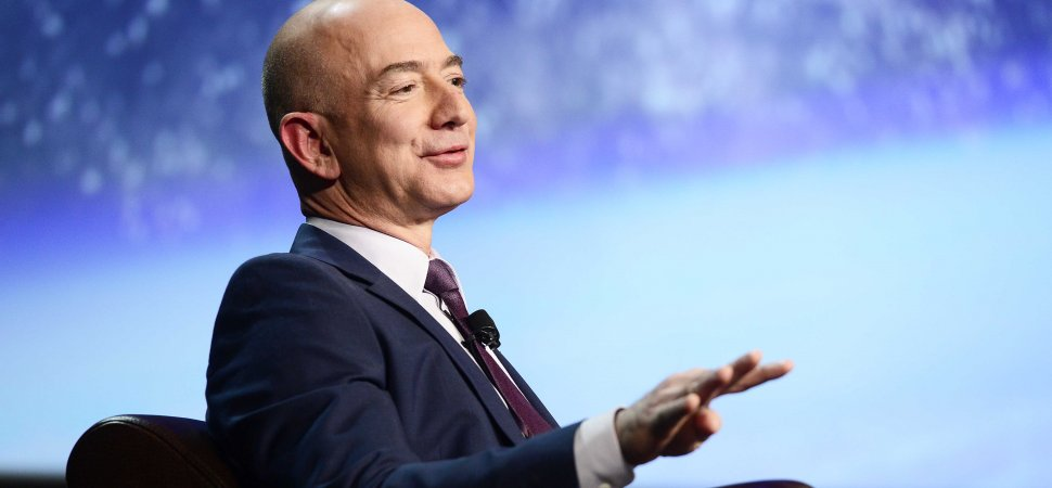 More Businesses Should Follow The Jeff Bezos Country Club Rule