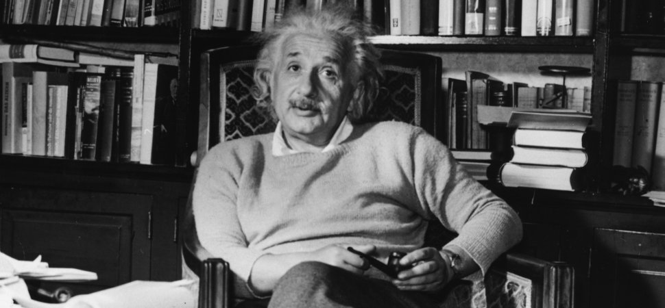 The Scientist Who Studied Einstein's Brain Learned That These 5 Factors Make You Smarter