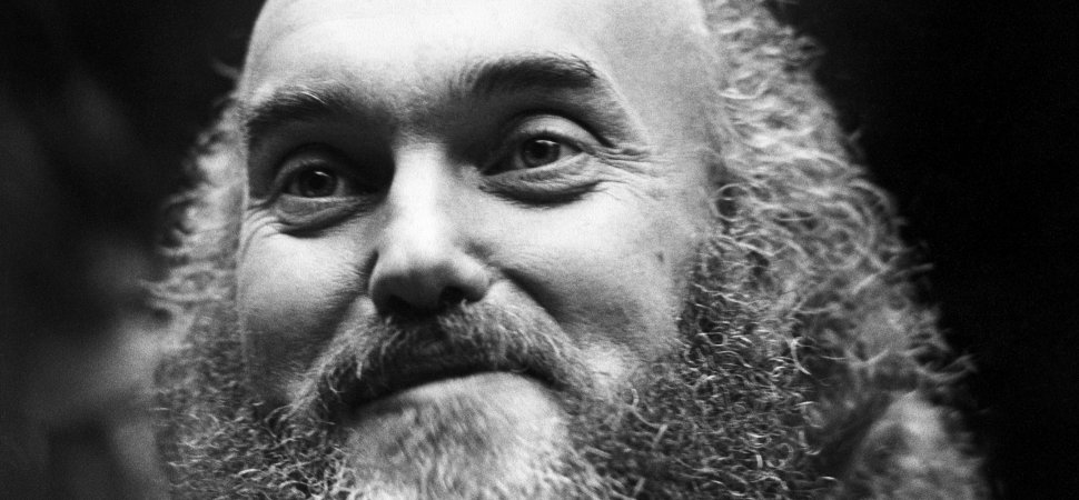 Ram Dass, Who Inspired Steve Jobs to Visit India, Had a Very Simple Lesson for All of Us