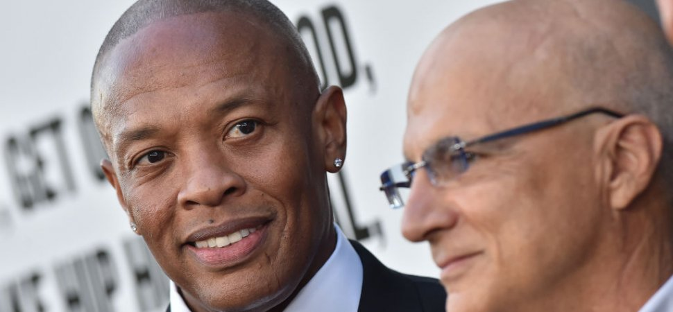 Dr Dre and Jimmy Iovine on the Power of Exploring Ideas