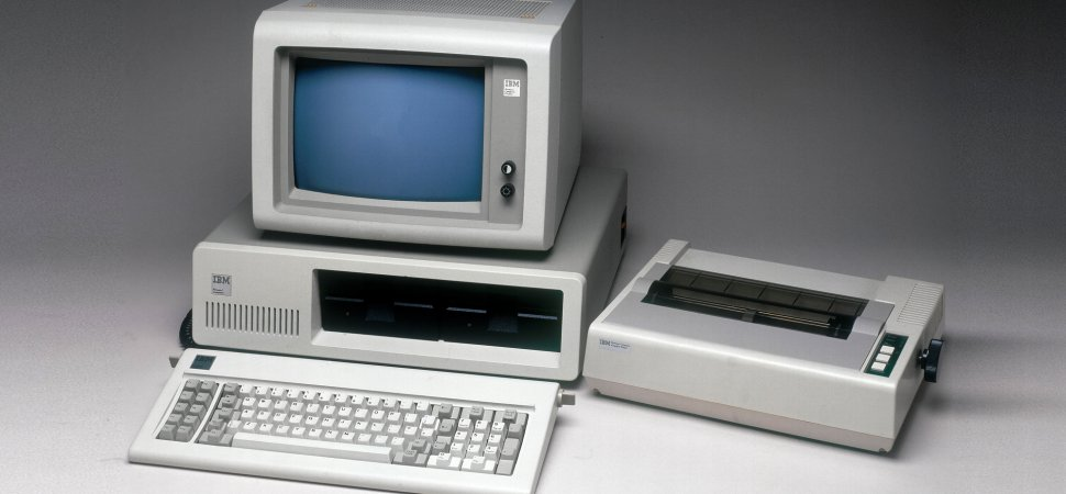 Why The Personal Computer Was Developed By Entrepreneurs