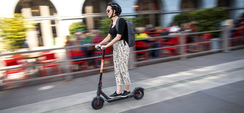 Scooter Rental San Francisco >> E Scooter Rental Companies Take A Page From Uber S Playbook To
