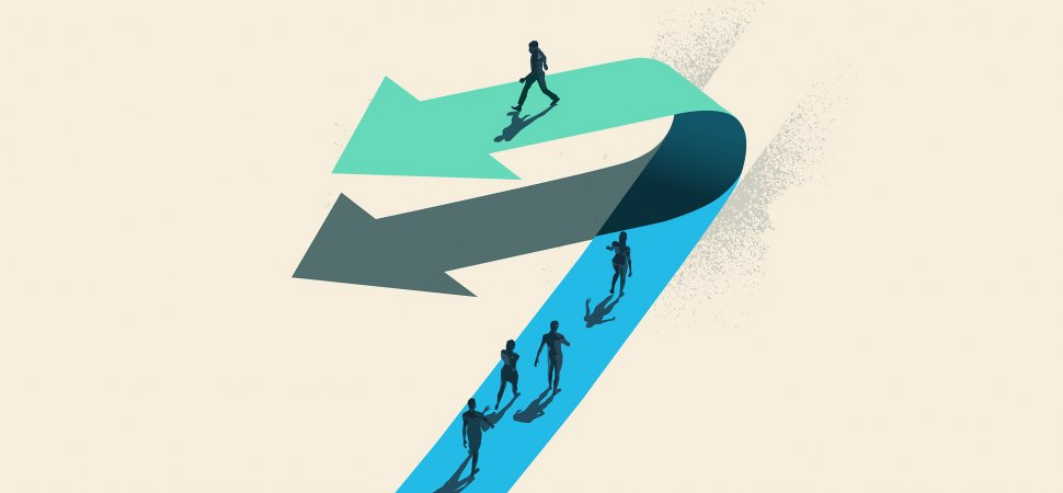 Five Steps Leaders Can Take to Navigate Unexpected Change