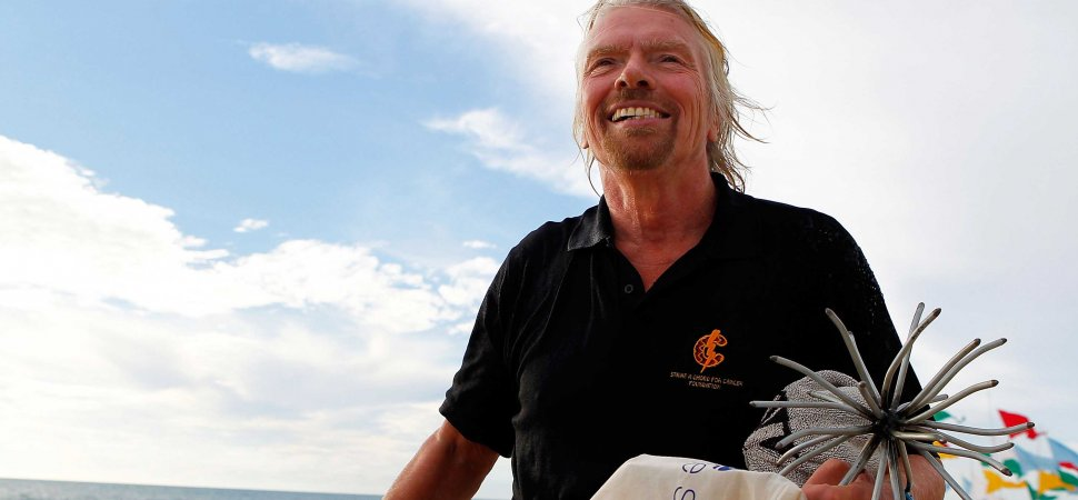 Want a Productive Day? Do this 1 Thing, According to Virgin CEO Richard Branson