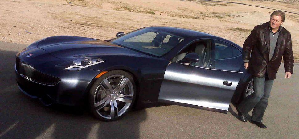 Henrik Fisker: Building a New Car Company, From Scratch   Inc.com