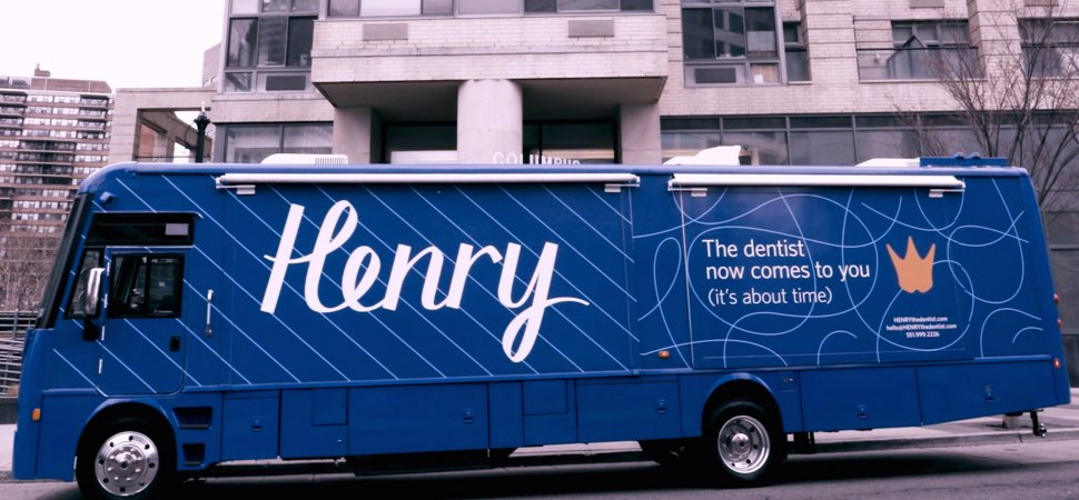 This Company Wants to Take the Pain out of Visiting the Dentist