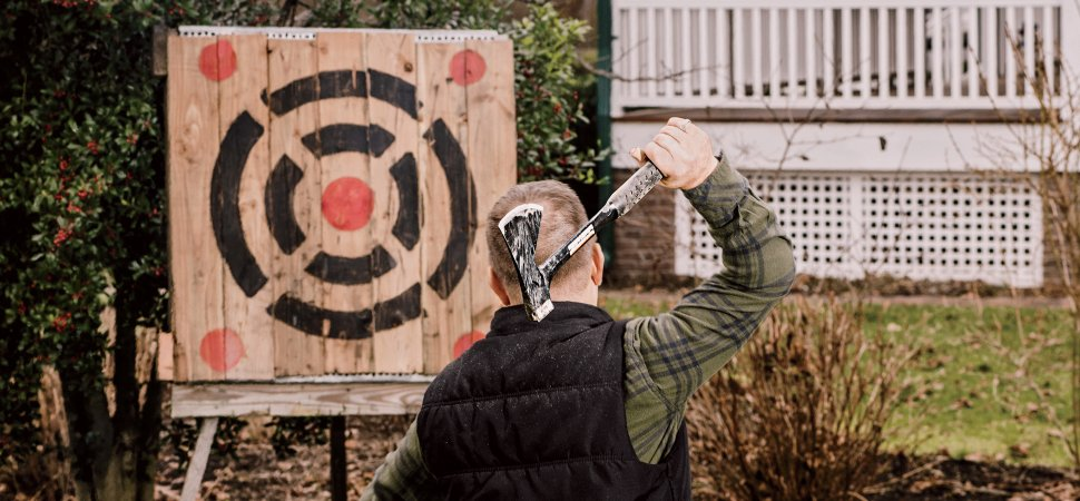 How a Random Evening of Axe Throwing Turned into a Million-Dollar Franchise