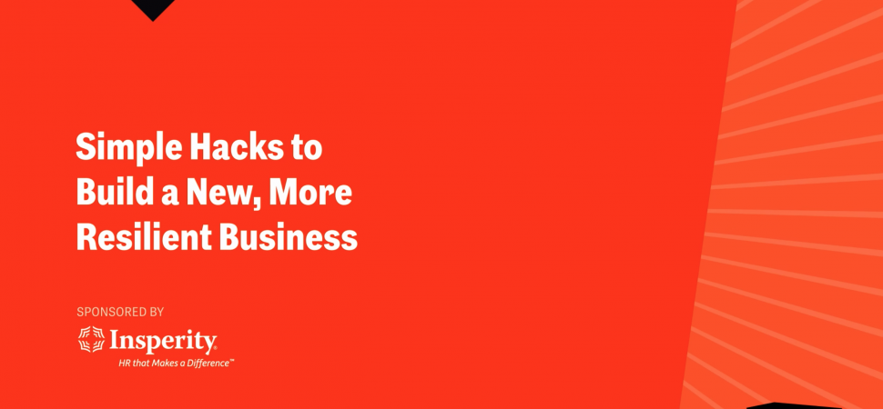 Simple Hacks to Build a New, More Resilient Business image