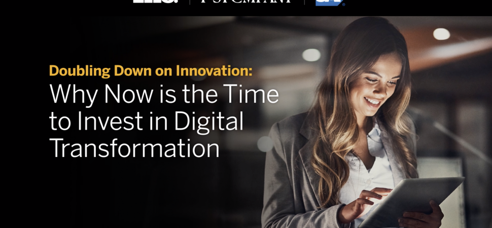 Doubling Down on Innovation: Why Now Is the Time to Invest in Digital Transformation image